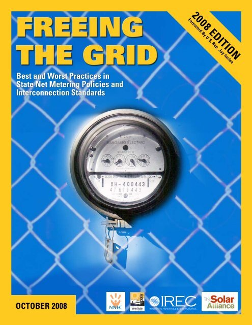 Freeing The Grid 2008