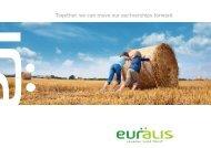Euralis booklet