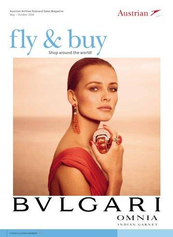 fly & buy May - October 2014