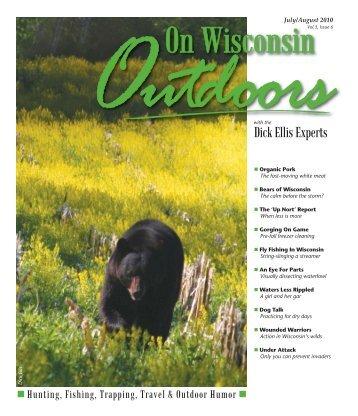 Dick Ellis Experts - On Wisconsin Outdoors