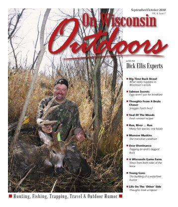 Dick Ellis Experts - On Wisconsin Outdoors