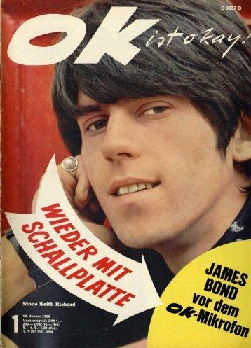 OK ist Okay Nr. 01 vom 10.Jan 1966