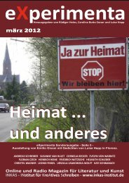 märz 2012 - experimenta.de