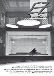 Unser Sommer 2009 - Elsauer Zytig