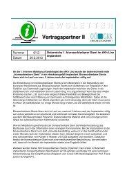 Österreichs 1. bioresorbierbarer Stent im AKh Linz implantiert