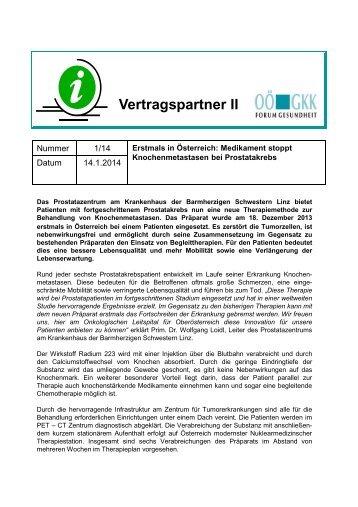 KH-News Nr.01-2014: Erstmals in Österreich