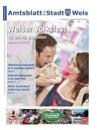Amtsblatt Wels