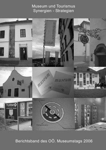 Museum und Tourismus: Synergien - Strategien