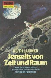 Laumer, Keith - Jenseits von Raum und Zeit - TTb 229 - oompoop