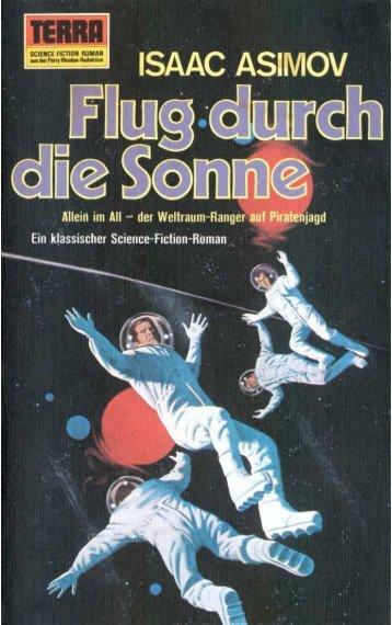 Isaac Asimov Flug durch die Sonne - oompoop