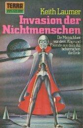 Laumer, Keith - Invasion der Nichtmenschen - TTb 187 - oompoop