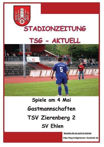 Gastmannschaften TSV Zierenberg 2