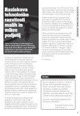 Obvestila januar 2011 - Območna obrtno-podjetniška zbornica Tržič - Page 5