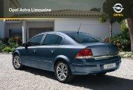 Opel Astra Limousine - Opel-Infos.de