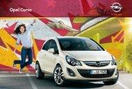 Opel Corsa - Opel-Infos.de