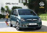 OPELMeriva - Opel-Infos.de