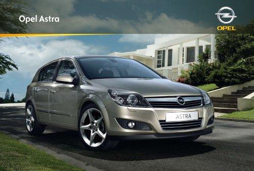 Opel Astra - Olympia Motors