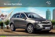 Der neue Opel Antara