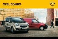 der neue Opel Combo - Beoauto