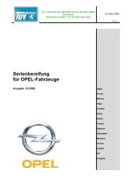 Serienbereifung Opel.pdf - Opel-Infos.de