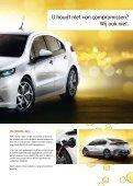 De elektrische auto die u verder brengt. Opel Ampera. - Page 5