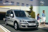 Combo Tour - Opel