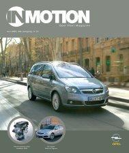 IN MOTION 13 NL - Opel