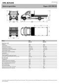 Opel Movano - Chassis Cabine Kipper - Page 5