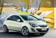 Brochure - Opel