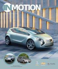 Fleetmagazine van General Motors Belgium - Opel
