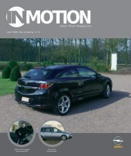 Opel Fleet Magazine