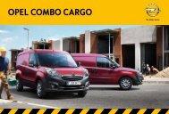 Brochure Combo Cargo - Opel