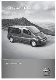 selon la méthoDe ecie - Opel