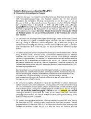 """Tankkarten-Bestimmungen der Adam Opel AG (""""OPEL"""")"""