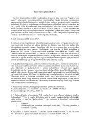 Részvételi és játékszabályzat 1. Az Opel Southeast Europe Kft ...