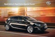 Opel Astra & Opel Astra Sports Tourer - Opel Nederland