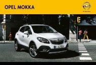 OPEL MOKKA - Opel Nederland