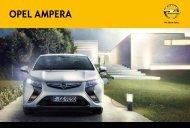 Ampera brochure - Opel Nederland