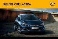 NIEUWE OPEL ASTRA - Opel Nederland