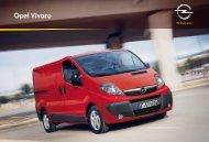 Brochure - Opel Nederland