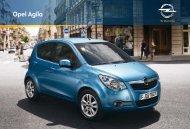 Brochure Opel Agila - Opel Nederland