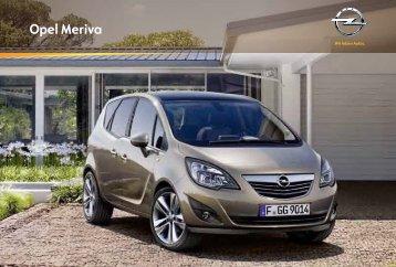 Opel Meriva - Opel Nederland