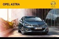 OPEL ASTRA - Opel Nederland