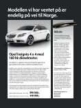 Les mer om nye Opel Insignia 4x4. - Opel Norge - Page 3