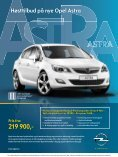 Les mer om nye Opel Insignia 4x4. - Opel Norge - Page 5