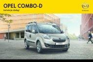 Instrukcja Opel Combo D - Opel Polska