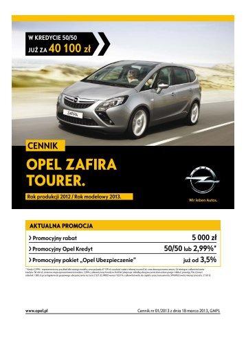 Tourer - Opel Polska