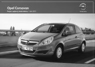 Corsa Van - Opel