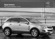 Antara - Opel