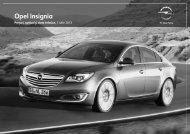 Insignia - Opel